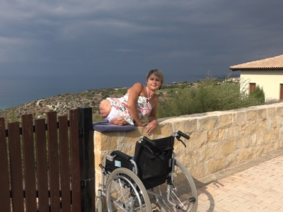 Nadia - Wheelchair Clip1
