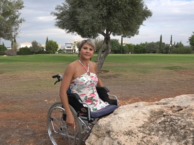 Nadia - Wheelchair Clip2